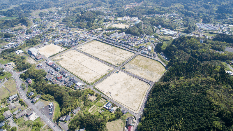 空撮写真イメージ