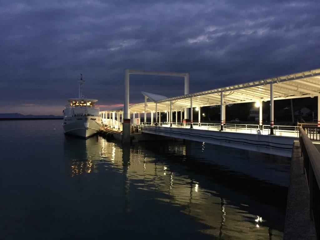 薩摩川内港ターミナル