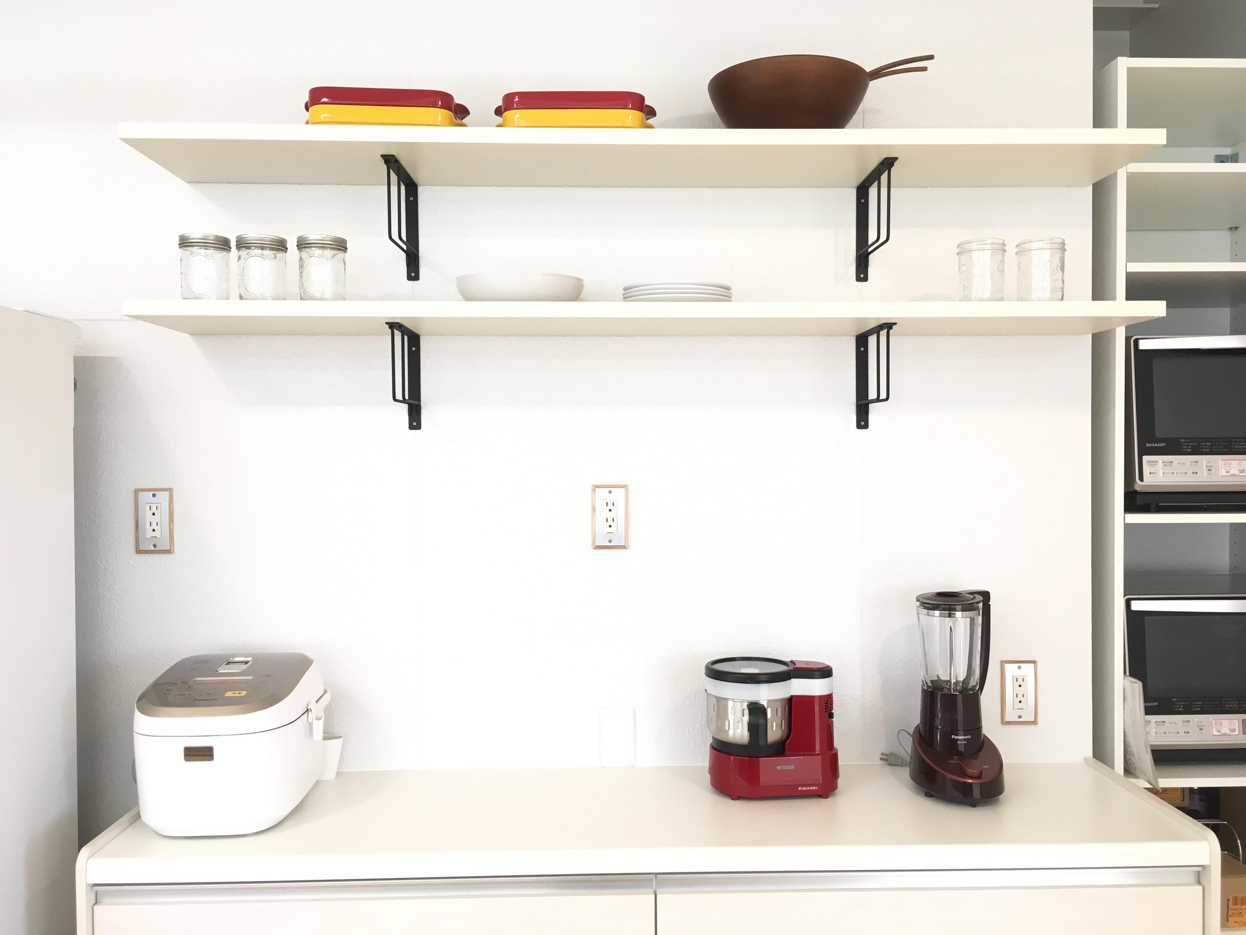 タマニワのキッチン作業台