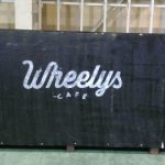 wheelys cafeの梱包状態